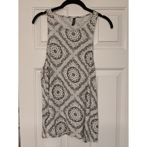 Patterned tank top H&M